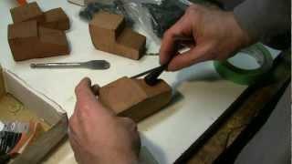 Part 1  Briar Pipe Making Start To Finish
