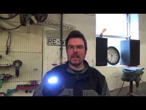 Werkzeug-Tipp #9 - Werkstattlampe