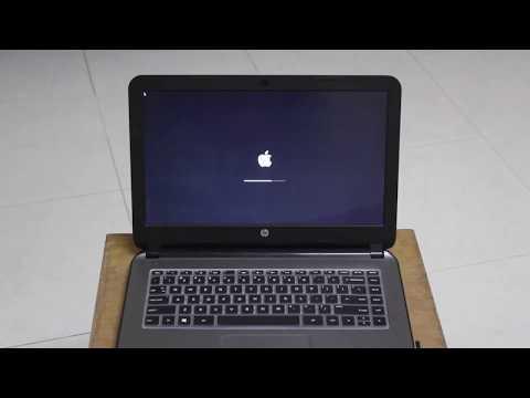 HP Hackintosh Mojave - смотреть онлайн на Hah Life