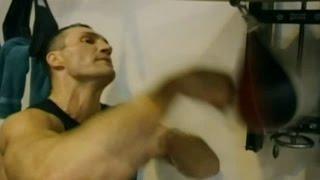 Тренировка Кличко перед боем с Фьюри - Большой Бокс - Интер