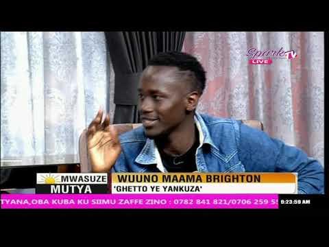 Mwasuze Mutya: Emboozi ya Maama Brighton, Allan Cruz