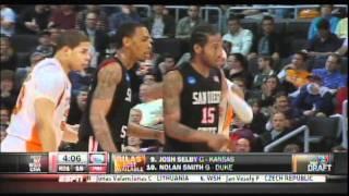 Kawhi Leonard selected in NBA Draft 06/23/11   Kholo.pk