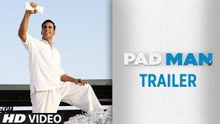 PADMAN Official Trailer   Akshay Kumar   Sonam Kapoor   Radhika Apte   26th Jan 2018