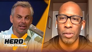 Burrow proved he was the #1 pick, Tampa may have buyers remorse with Brady — Brooks | NFL | THE HERD