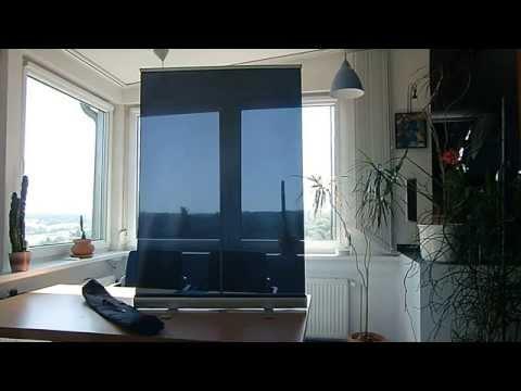 Mobiler Bildschirm Blendschutz im Büro als Sonnenschutz + Sichtschutz ab 139,--€ inkl. Mwst.