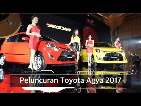 Peluncuran Toyota Agya Terbaru I OTO.com