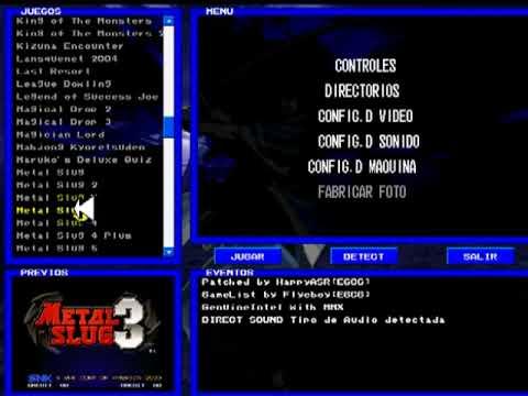Descargar Emulador Neo Geo Para Pc (mediafire) 100% Full Crackeado