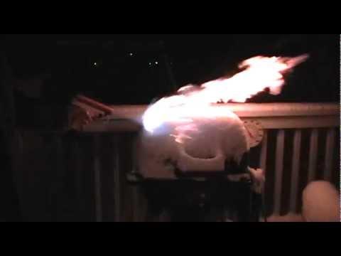 Build A Flame-Spewing Fire-Pistol
