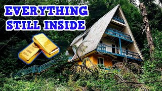 Movie Producers Hidden Abandoned House!