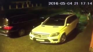 В Назрани подорван автомобиль Ибрагима Белхороева 04.05.2016