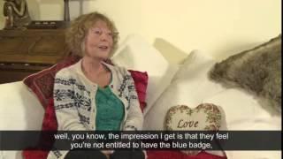 Blue Badge scheme - Lynda's story