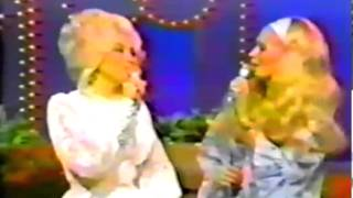 Dolly Parton - Dumb Blonde On The Dolly Show with Lynn Anderson 1976/77