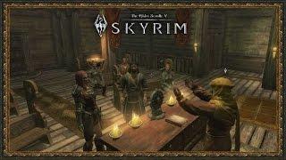 TES 5: Skyrim - Свадьба с Эйлой Охотницей