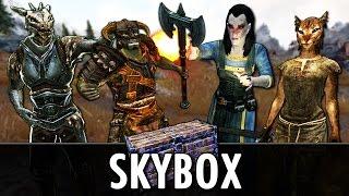 Skyrim Mod: SkyBox - Hidden Gem