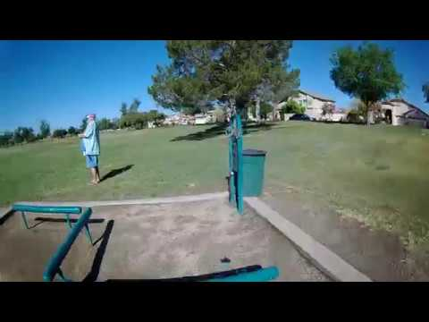 iFlight Cinebee 75HD Whoop - FPV Park Flight Early Morning