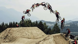 World's First Cash Roll-Tailwhip by Nicholi Roga...