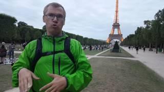 Поздние закаты в Париже и ранние в Чебоксарах