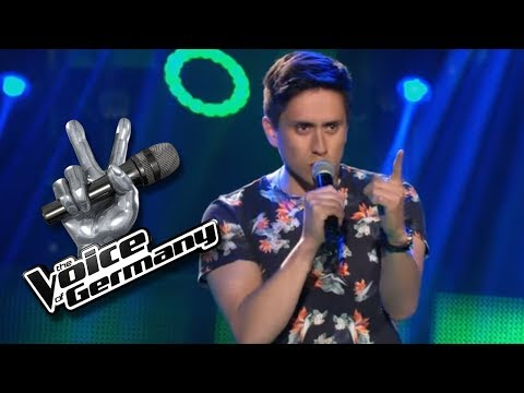 Luis Fonsi - Despacito ft Daddy Yankee   Felipe Galleguillos   The Voice of Germany   Blind Audition