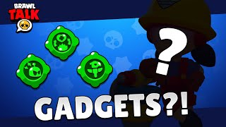 Brawl Stars - Brawl Talk: New Brawler, GADGETS, and more!