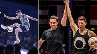 How Charly Iacono became a freestyle legend: Never Back Down! - Oh My Goal