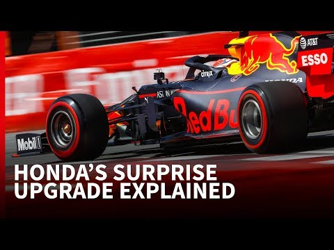 Why Honda has brought a surprise F1 upgrade to the French GP