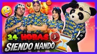 IMITANDO A NANDO POR 24 HORAS - Yolo Aventuras