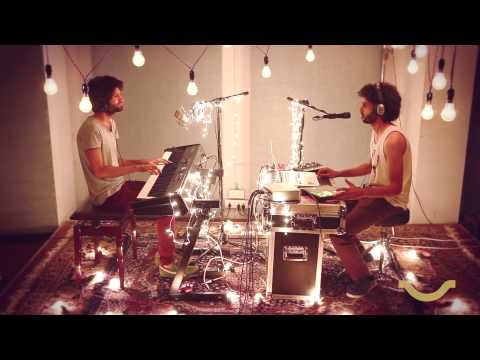Fuzzy logic and Nicholson cover Radiohead's Give Up The Ghost
