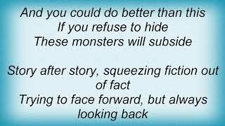 Ari Hest - Monsters Lyrics