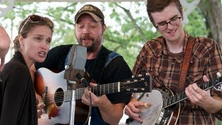 Lucketts Fair Bluegrass Music 2012 with The Hillbilly Gypsies