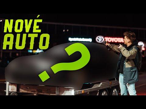 NOVÉ AUTO ! | NOVÝ PROJEKT S LUCKYM !