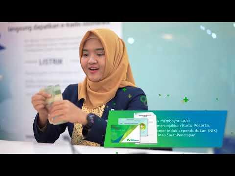 Pembayaran Iuran BPU BPJS Ketenagakerjaan melalui Indomaret, Alfamart, dan Teller Bank