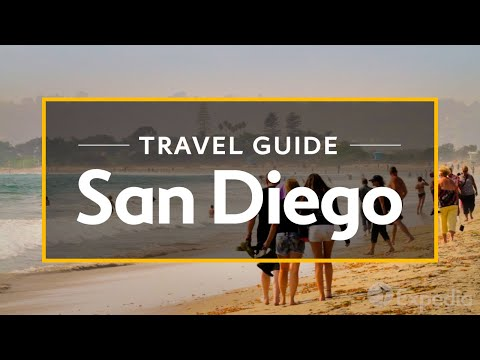 Video San Diego Vacation Travel Guide | Expedia
