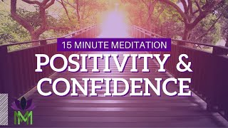 15 Minute Meditation for Stress Relief and Building Confidence / Mindful Movement