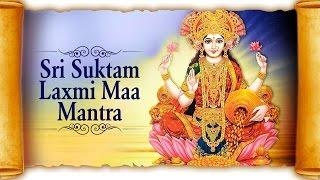 Sri Suktam  Sanskrit  Goddess Laxmi Mantra With lyrics