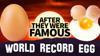 World Record Egg | After They Were Famous | Created by Supreme Patty, How To Basic OR ?
