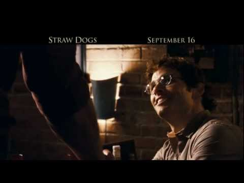Straw Dogs Clip 'Coward'