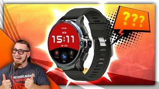 Kospet Prime - Die XXL Smartwatch mit dickem Akku - Test