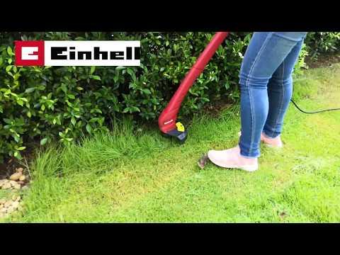 เครื่องตัดหญ้าไฟฟ้า แบบใช้เอ็น Einhell GC-ET 3023