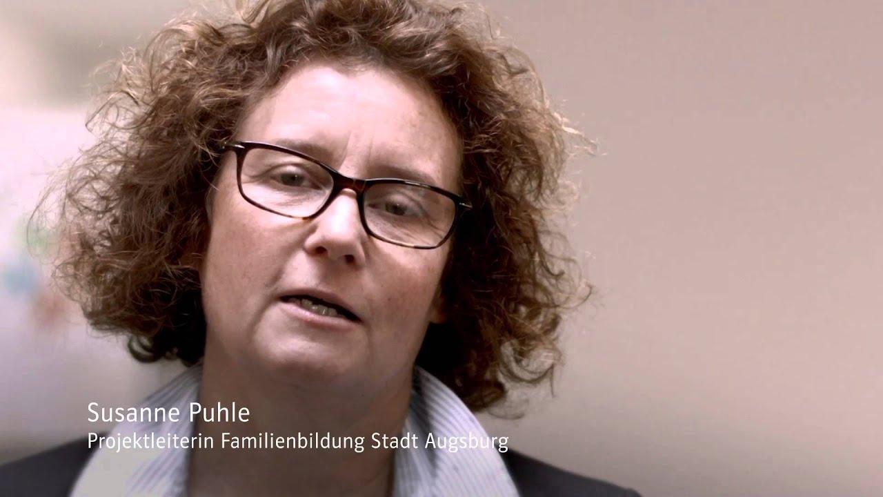 Video zur Eröffnung des Familienzentrum Peter&Paul als Kita in Augsburg
