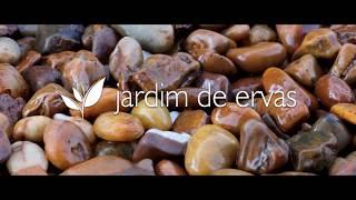 Acompanhe o canal da Jardim de Ervas no YouTube