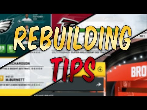 How to do Better with Rebuilds in Madden 20