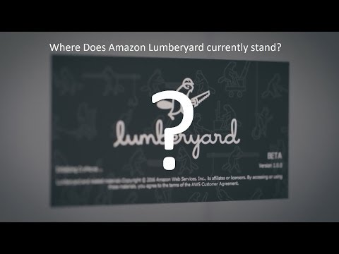 Where does Amazon Lumberyard currently stand? (Review)