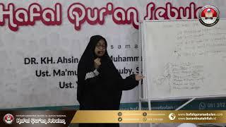 Klip 1 Pekan Pertama Karantina Tahfizh Al-Qurán Nasional Angkatan ke 42