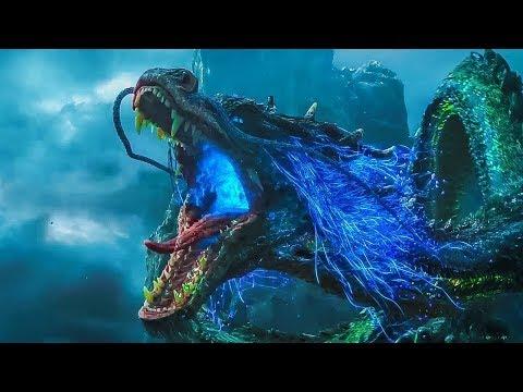Тайна печати дракона — Русский трейлер (2019)