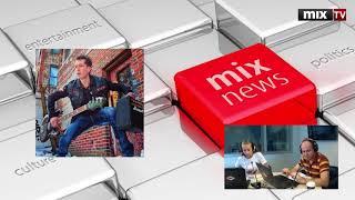 """Лидер группы """"Ногу свело"""" Максим Покровский в программе """"Абонент доступен"""" #MIXTV"""