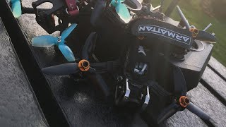 Forgetting about COVID19 with FPV freestyle