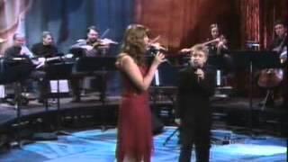 Dream a dream duet with Charlotte Church