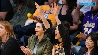 Kendall Jenner And Bella Hadid Bring Model-Off-Duty Style To The Court