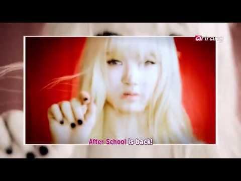 [HD 720p] Showbiz Korea Sexy Girl Group After School !