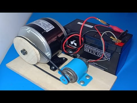 Free Energy Generator 2019 How To Make Free Energy From